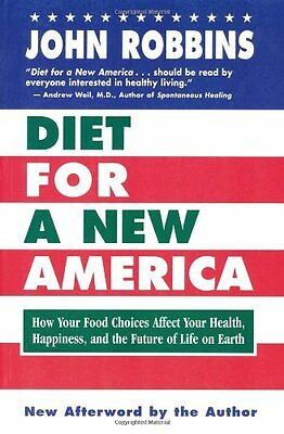 Diet for a New America by John Robbins
