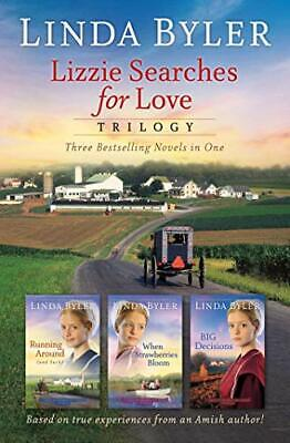 Lizzie Searches for Love Trilogy: Three Bestselling Novels In One by Byler,