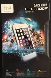 New LifeProof Fre IPhone 6/6S