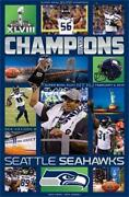 Seahawks Poster
