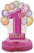 1 Geburtstag Deko