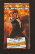 The Living Daylights VHS