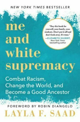 Me and White supremacy by LAYLA F SAAD 🔥P.D.F🔥