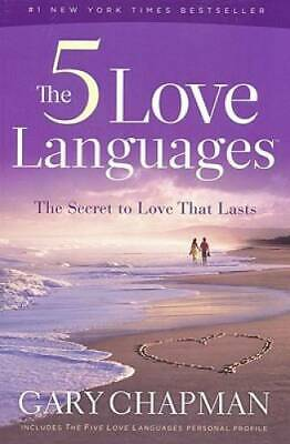 The 5 Love Languages: The Secret to Love That Lasts - Paperback - GOOD