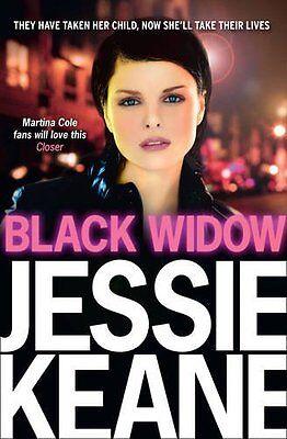 Black Widow,Jessie Keane- 9780007491803