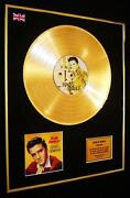 Elvis Presley Gold Disc