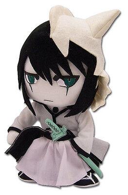 "Bleach Ulquiorra 8"" Plush Figure anime GE-8979"