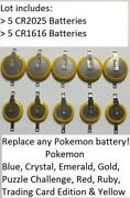 Gameboy Save Battery