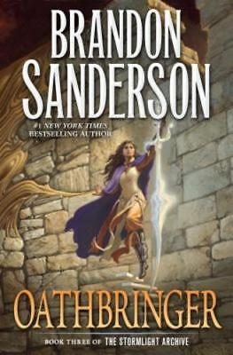 Oathbringer: Book Three of the Stormlight Archive by Brandon Sanderson: New