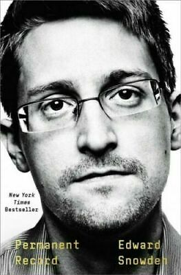 Permanent Record, Hardcover by Snowden, Edward #10329 U