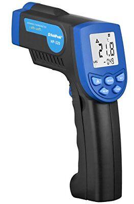 Digital Handheld Temperature Heat Gun Sensor Laser Infrared Ir Thermometer