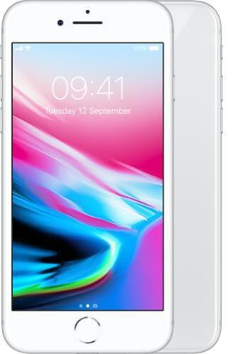 Apple iPhone 8 64GB Silver bij KPN