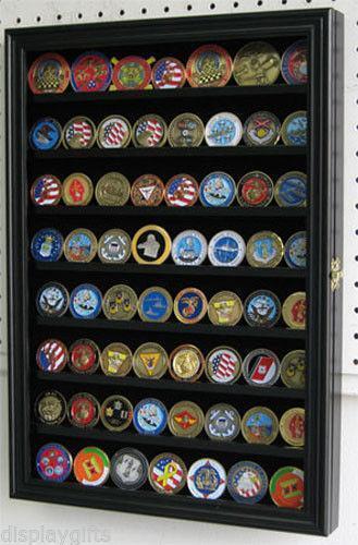 Challenge Coin Display Case Ebay