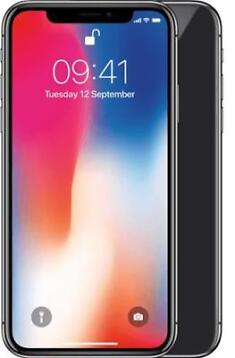 Apple iPhone X 64GB Space Gray bij KPN