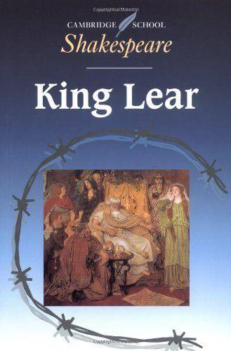 King Lear (Cambridge School Shakespeare),William Shakespeare, Jonathan Morris,