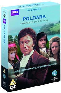 Poldark: Complete Series 1 and 2 [DVD]