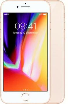 Apple iPhone 8 64GB Gold bij KPN