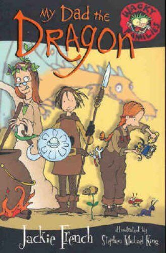 My Dad the Dragon by Jackie French 9780207199509 (Paperback, 2004)