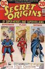 Secret Origins 1