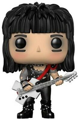 FUNKO POP! ROCKS: Nikki Sixx [New Toy] Vinyl Figure
