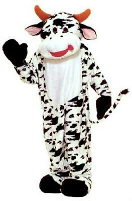 Quality Adult Costumes (Moo Cow Mascot Quality Adult)
