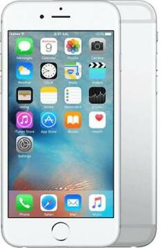 Apple iPhone 6S 16GB refurbished Silver bij KPN