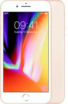 Apple iPhone 8 Plus 256GB Gold bij KPN