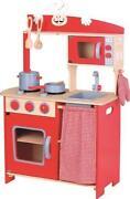 Wooden Toy Kitchen Accessories