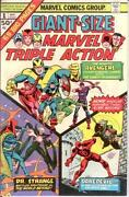 Marvel Triple Action 1
