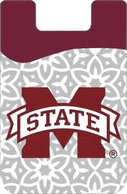 Mississippi State Bulldogs Wallet (MISSISSIPPI STATE BULLDOGS CELL PHONE CARD HOLDER WALLET DESDEN)