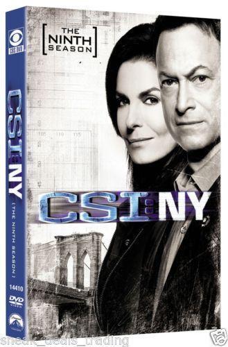 Csi New York Streaming