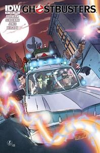 Lot of IDW Ghostbusters Comics
