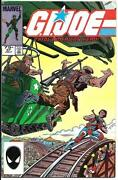 Gi Joe Marvel Comics
