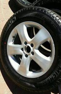 17INCH HONDA CRV 2008 ALLOY WHEEL❤5x114.3 Michelin 225 65 17SPARE Georges Hall Bankstown Area Preview