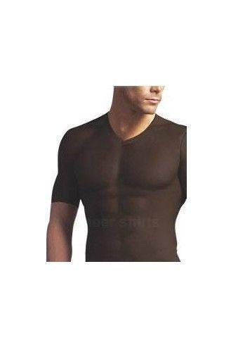 mens nylon tshirts ebay - 329×500