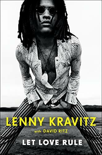 LENNY KRAVITZ New 2020 AUTOBIOGRAPHY LET LOVE RULE HARDCOVER BOOK