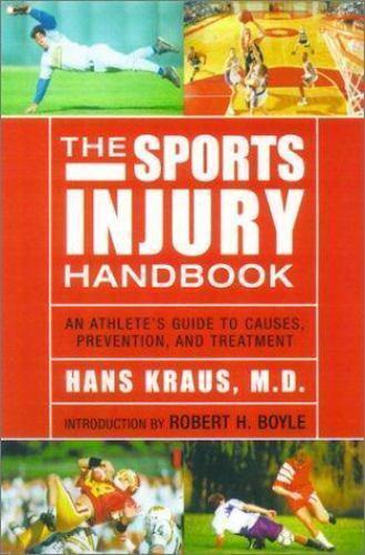The Sports Injury Handbook-ExLibrary 1