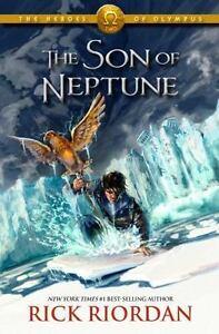 THE-SON-OF-NEPTUNE-Heroes-of-Olympus-series-2-HARDCOVER-book-Rick-Riordan-NEW