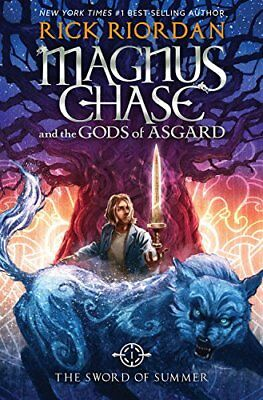 Magnus Chase And The Gods Of Asgard  Book 1  The S