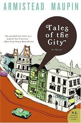 Complete Set Series - Lot of 9 Tales of the City books by Armistead Maupin (Tales Complete Set)