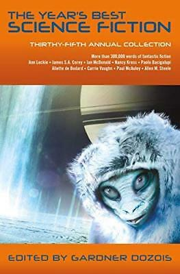 The Year's Best Science Fiction: Thirty-Fifth Annual