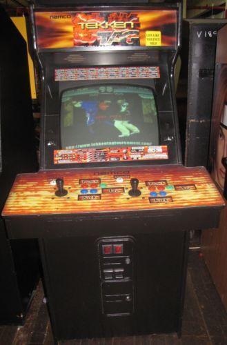 Tekken Tag Arcade Ebay
