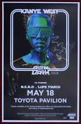 Kanye West Autograph
