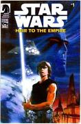Star Wars Dark Empire Comic