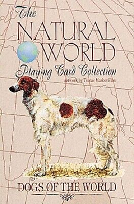 (Dogs of the World Poker Playing Card Deck Wiccan Pagan Metaphysical)