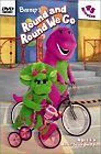 Barney round and round we go ebay