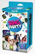 Wii U Sing