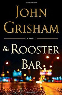 The Rooster Bar by John Grisham  (NEW PAPERBACK)