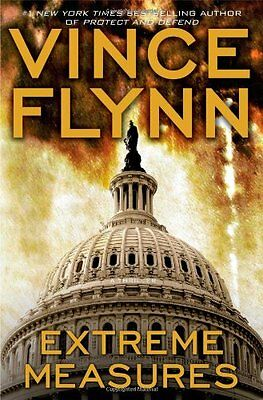 Extreme Measures: A Thriller (A Mitch Rapp Novel) by Vince Flynn