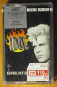 Billy Idol Cassette